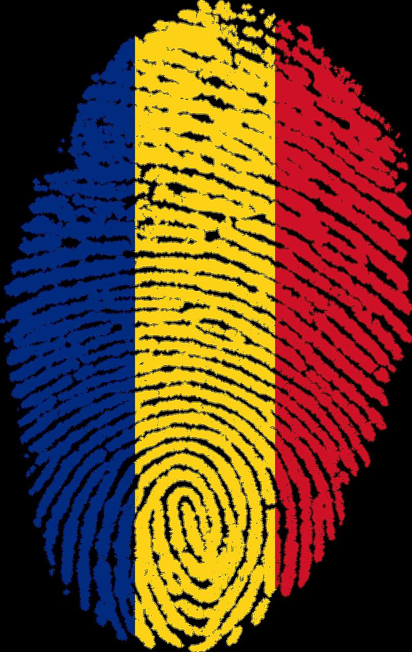 צבעים של רומניה